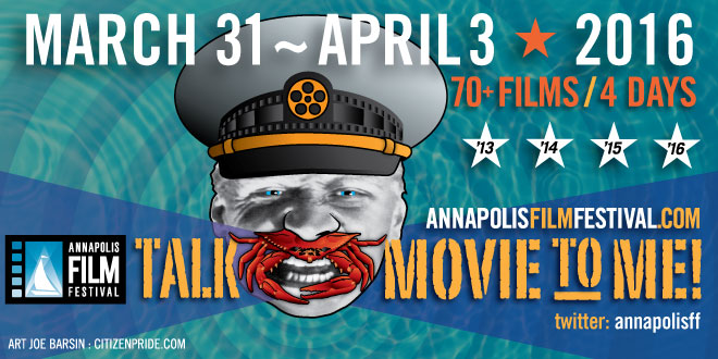 Annapolis Film Festival | Talk Movie To Me